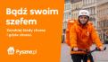 Spróbuj swoich sił jako Kurier Rowerowy w Pyszne.pl!